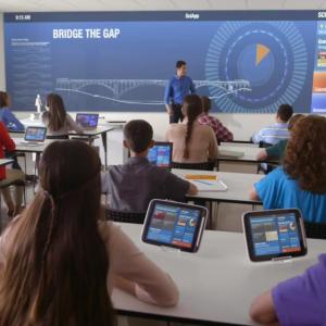 Educación: Aulas Conectadas – Aprendizaje Personalizado