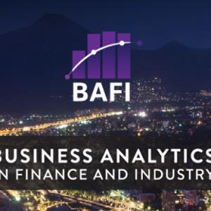 BAFI 2017: Con tu apoyo seguimos avanzando en la democratización del analytics
