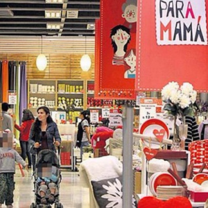 ¿Cómo se comportan las ventas retail en el mes de la madre?