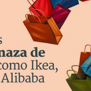 Amazon, Ikea & Alibaba, sabes qué hacer dada su llegada a Chile?